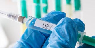 estudo sobre a vacina contra o HPV